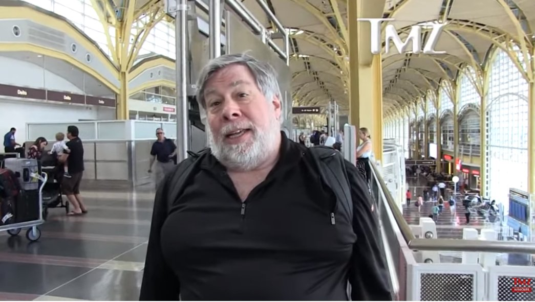 Steve Wozniak erklärst in einem Interview mit TMZ warum er seinen Facebook Account gelöscht hat.