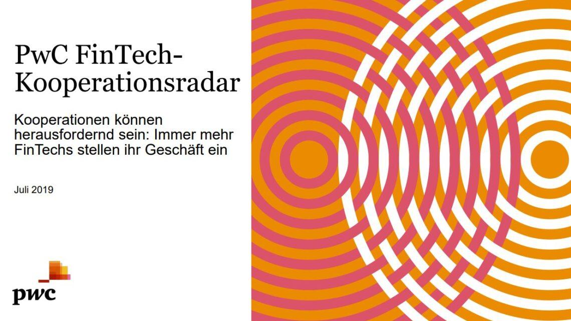 PwC: Immer mehr deutschen Fintechs geht trotz Boom die Luft aus