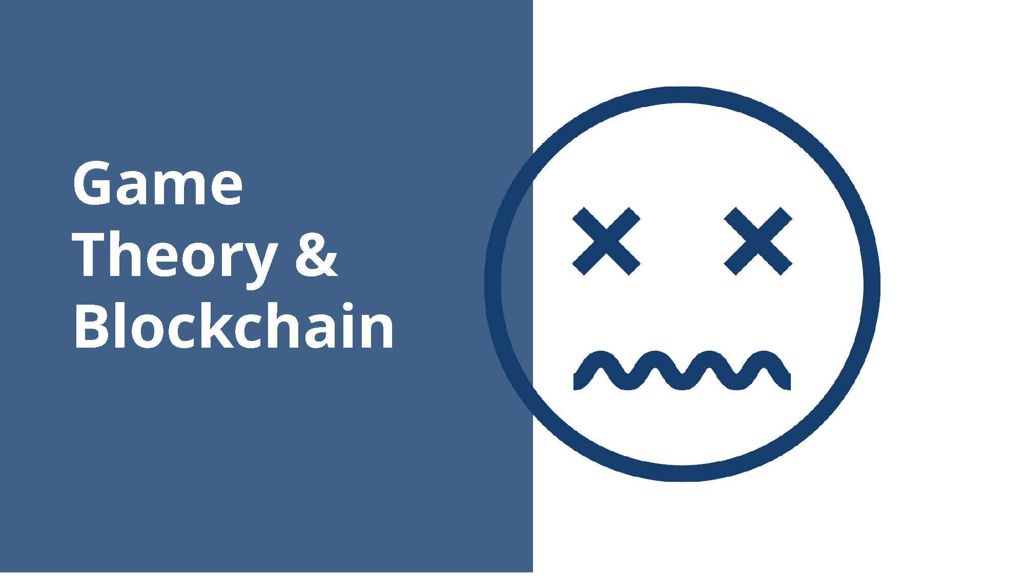 Podcast: Knowledge Session – Game Theory and Blockchains