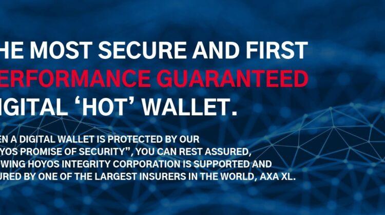 """Bitcoin sicher aufbewahren: AXA versichert Hoyos """"sicherste Hot Wallet der Welt"""""""