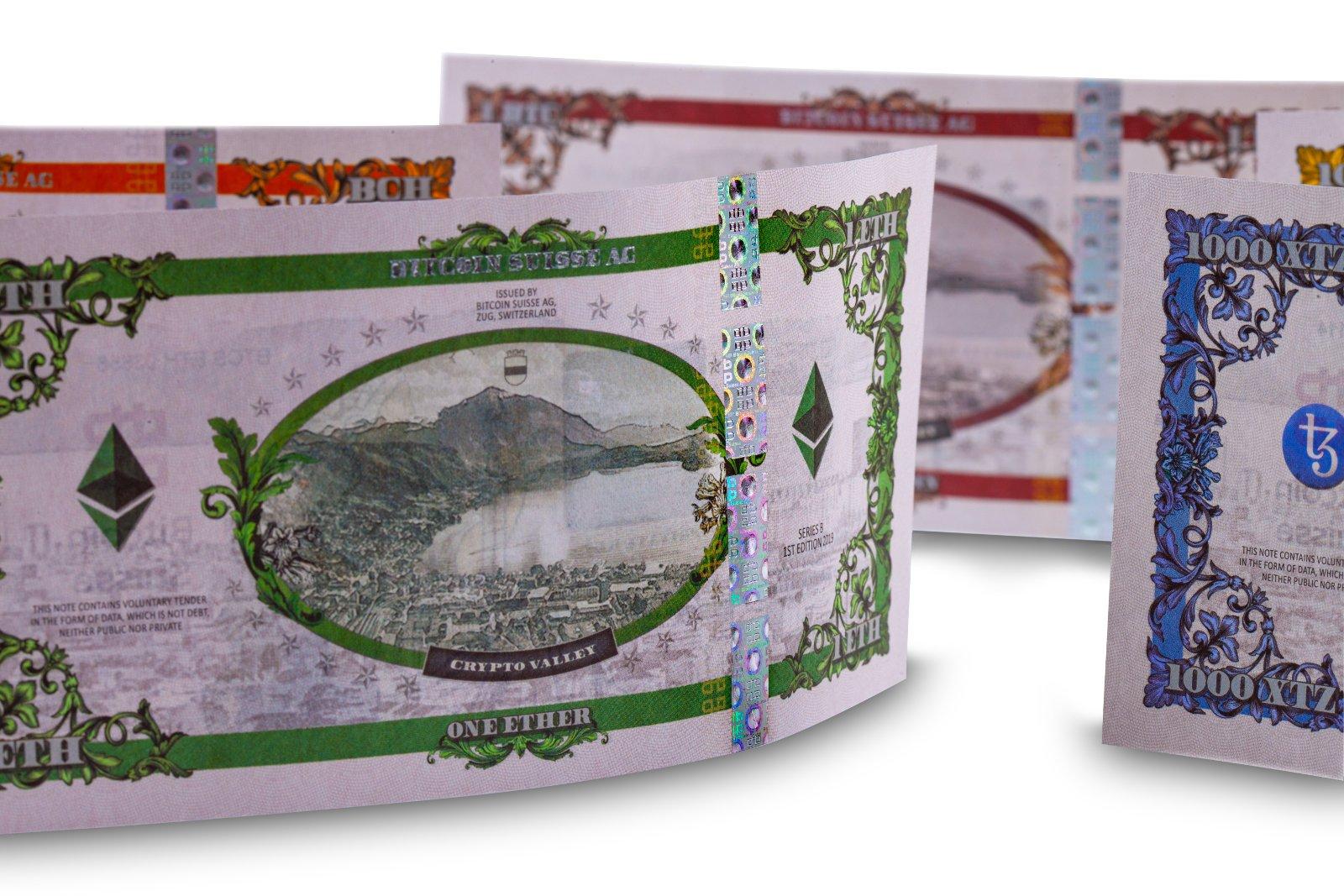 Bitcoin Suisse Crypto Certificates