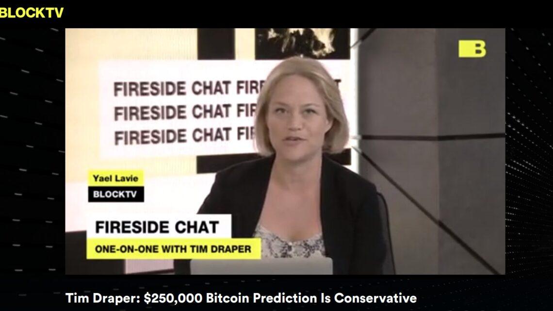 Im Gespräch mit BlockTV erklärte Draper, dass seine berühmte 250.000 $ Bitcoin-Preisprognose konservativ ist.