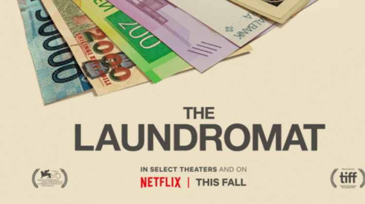 Der Film rund um die sogenannten Panama Papers ist ab sofort auf Netflix zu sehen.