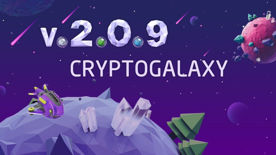 Crypto Galaxy Game
