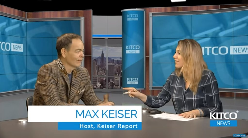 Max Keiser im Interview.