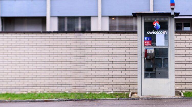 Swisscom Telefonzelle
