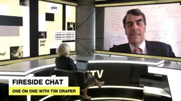Tim Draper gibt ein brisantes interview auf BlockTV News.