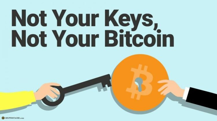 Bitcoin Proof of Key