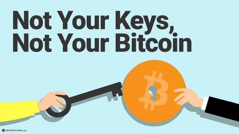 Bitcoin Proof of Key