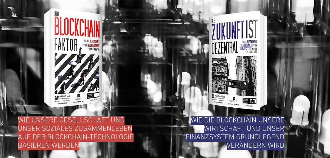 Blockchain-Buch