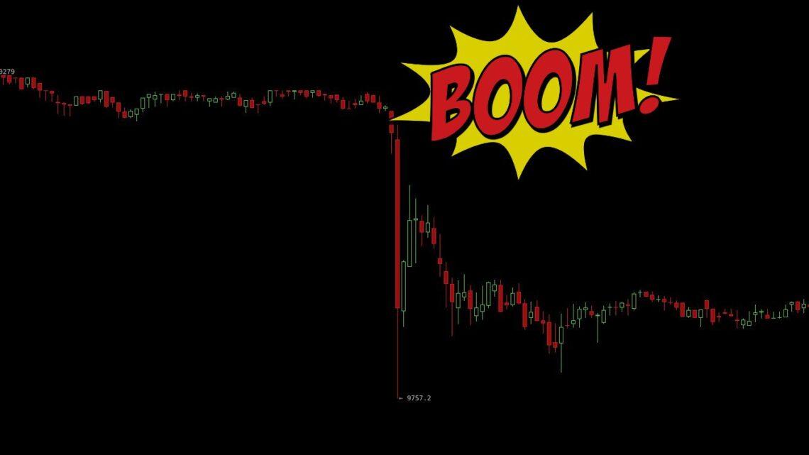 bitcoin crash