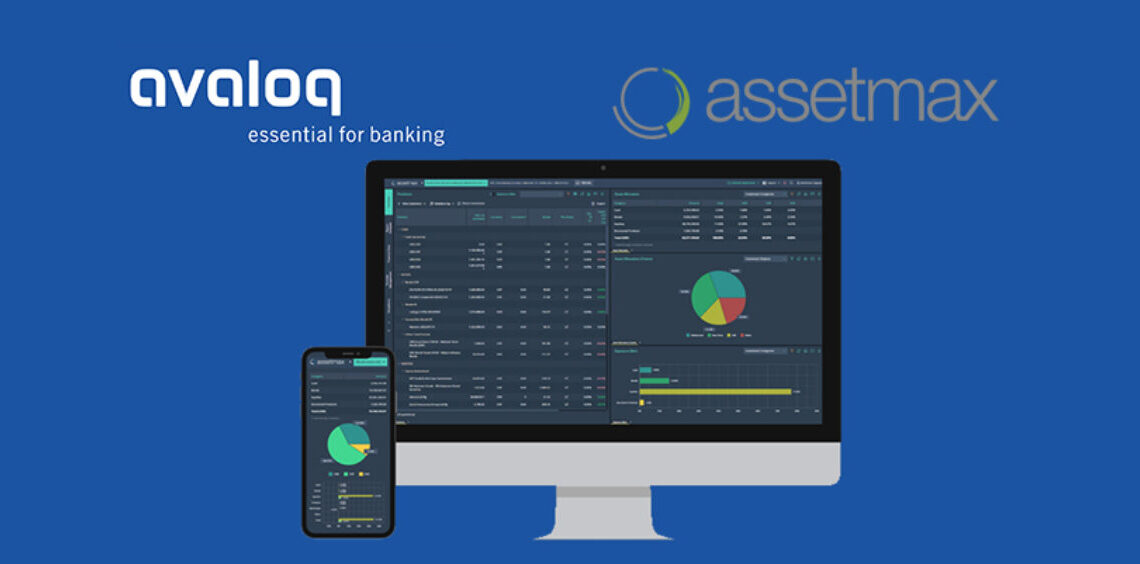 Avaloq Ventures tätigt Erstinvestition und bietet gemeinsam mit Assetmax eine Multi-Custody-Lösung für Banken an