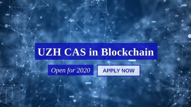 UZH CAS in Blockchain