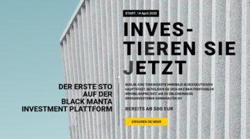 STO für Tokenisiertes Wohnobjekt in Berlin