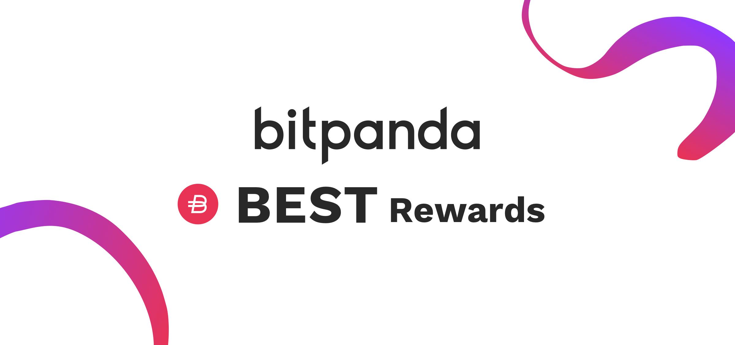 Bitpanda BEST Rewards: Token für Alle