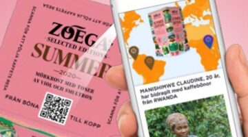 Nestlé has expanded the use of the IBM Food Trust blockchain technology platform to its Zoégas coffee brand.