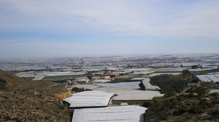 Gewächshäuser bei El Ejido