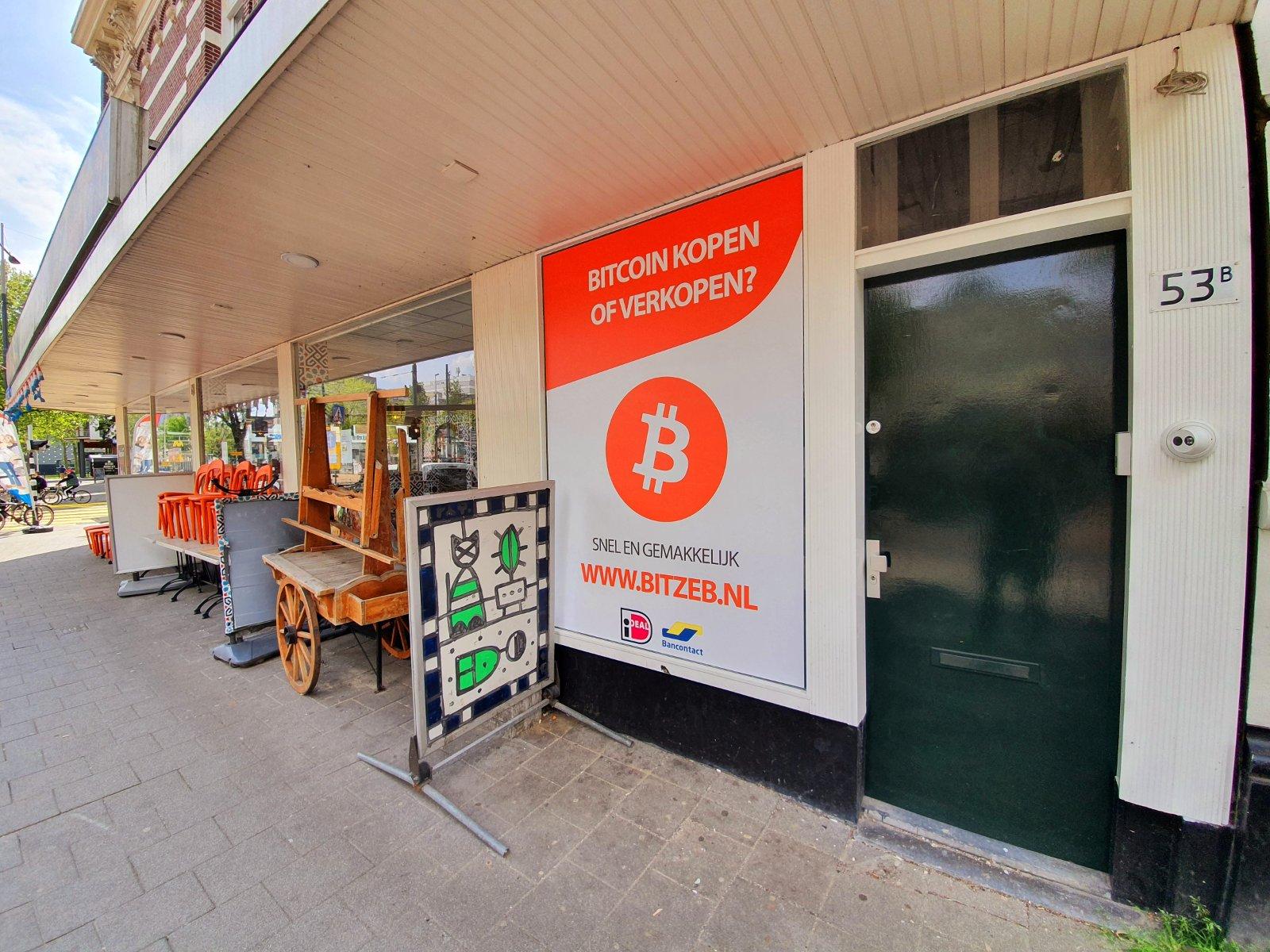 BitZEB Bitcoin Rotterdam