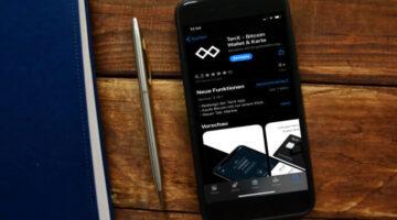 Die TenX-Karte samt App bietet das Rund-um-Sorglos-Paket für Krypto-Fans und solche, die sich noch überzeugen müssen.