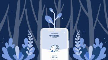 Das Bitcoin Ertragskonto mit bis zu 4% Ertrag auf deine Kryptowährungen