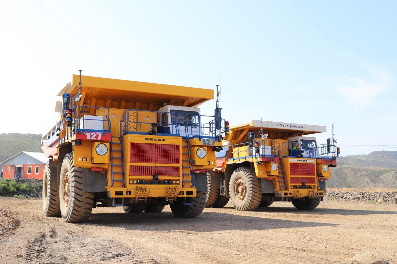 Russia starts using 5G network on autonomous mining dump trucks