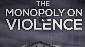 Das Gewaltmonopol des Staates bezeichnet in der Allgemeinen Staatslehre die ausschließlich staatlichen Organen vorbehaltene Legitimation, physische Gewalt auszuüben oder zu legitimieren.