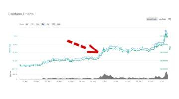 Besser als Bitcoin: Cardano ADA Token in den letzten 3 Wochen