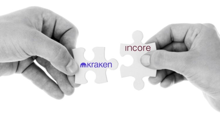 InCore Bank integrates with leading global crypto exchange Kraken