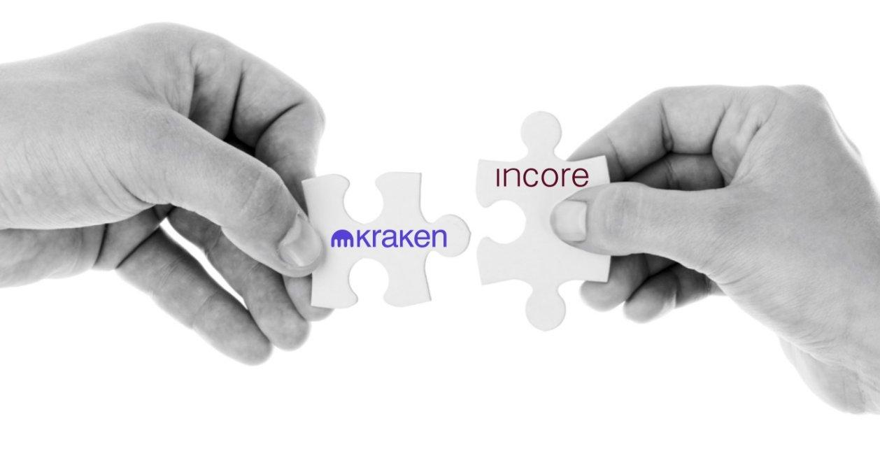 InCore Bank integrates with leading global crypto exchange Kraken