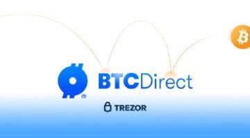 Trezor und Crypto Broker BTC Direct starten besondere neue Zusammenarbeit