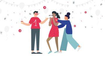 Bitpandas Token BEST feiert morgen 7. April Geburtstag. Kunden können Token gewinnen. (Gutschein für die Bitpanda-Anmeldung weiter unten im Artikel)