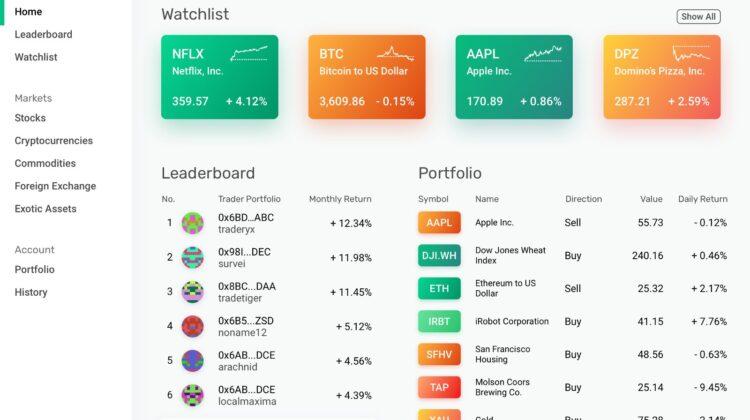 Börsenhandel ohne Börse: Die DeFi (decentralized finance) Plattform Morpher