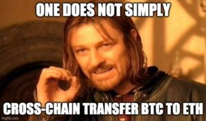 Wrapped Bitcoin Meme