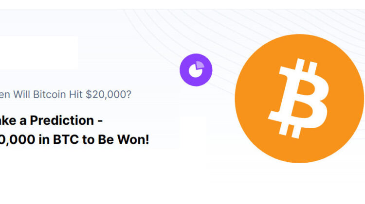 Make a Prediction - $10,000 in BTC to Be Won!