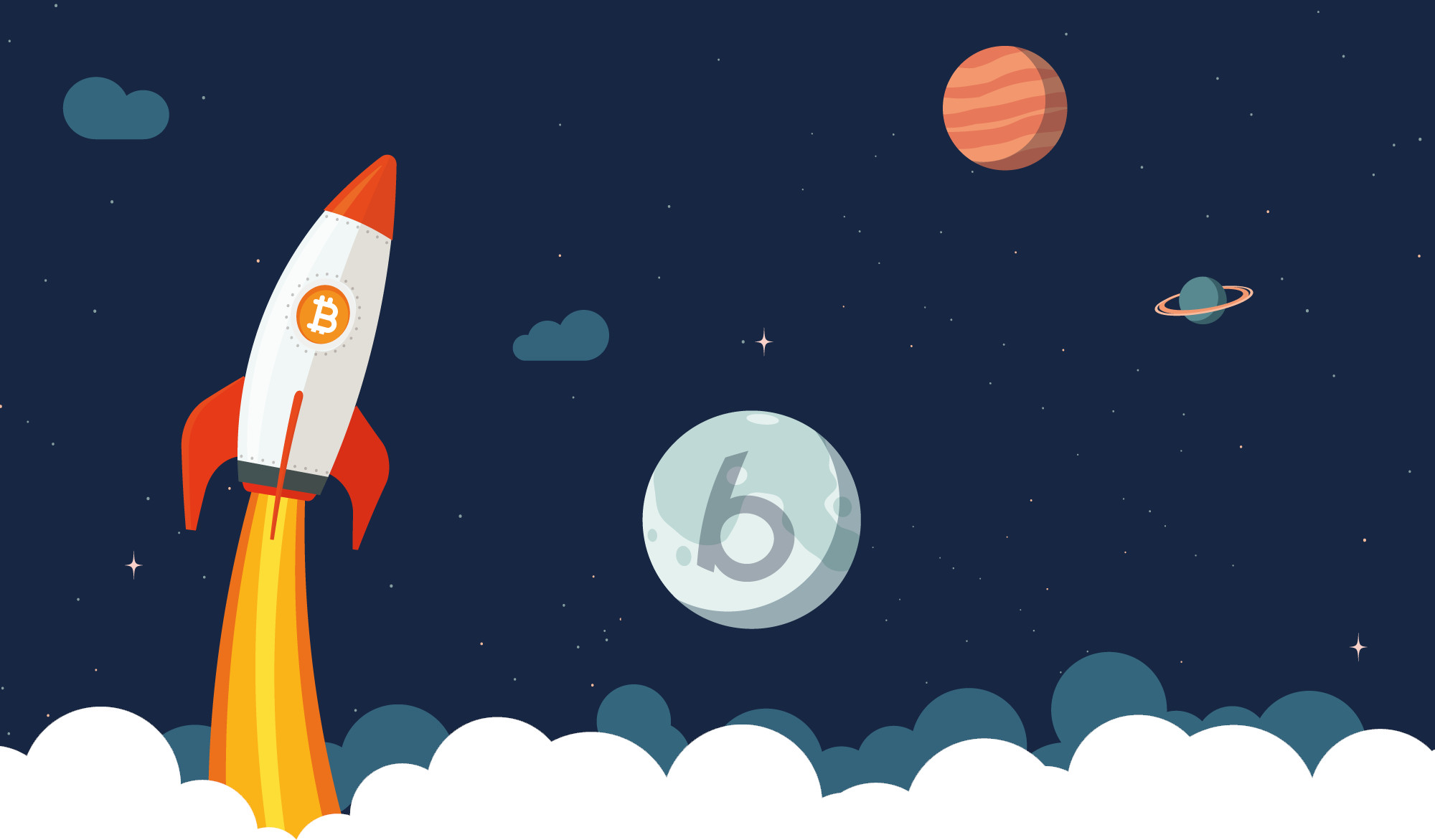 Bitcoin erreicht 2-Jahres-Hoch