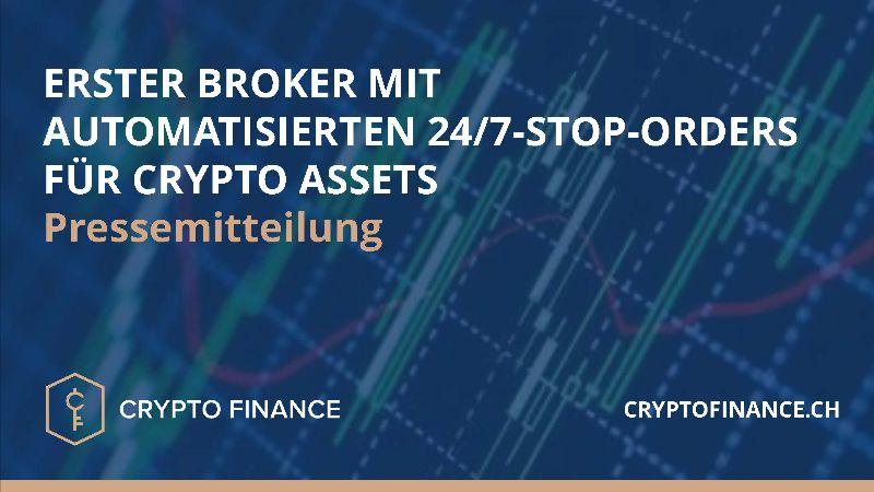 Das Brokerage der Crypto Finance Gruppe ermöglicht Banken und institutionellen Anlegern den Zugang zur aufstrebenden Digital Asset Anlageklasse mit sicheren, liquiden und transparenten Handelsdienstleistungen.