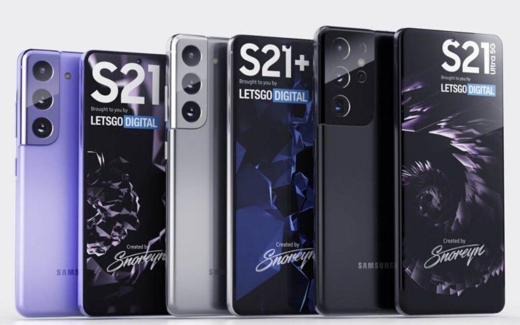 Samsung Galaxy S21: Die Präsentation wird für den 14. Januar erwartet.