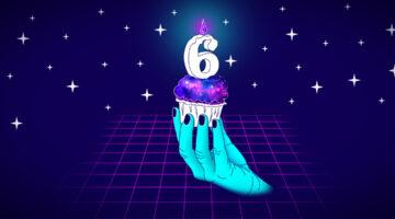 Feiere Bitpandas Geburtstag mit uns und gewinne BEST