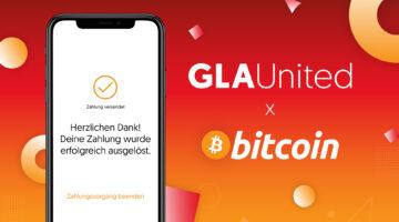 GLA United akzeptiert als erste Schweizer Full-Service-Agentur Bitcoin Zahlungen und setzt mit einer exklusiven Bitcoin-Aktion ein Zeichen.