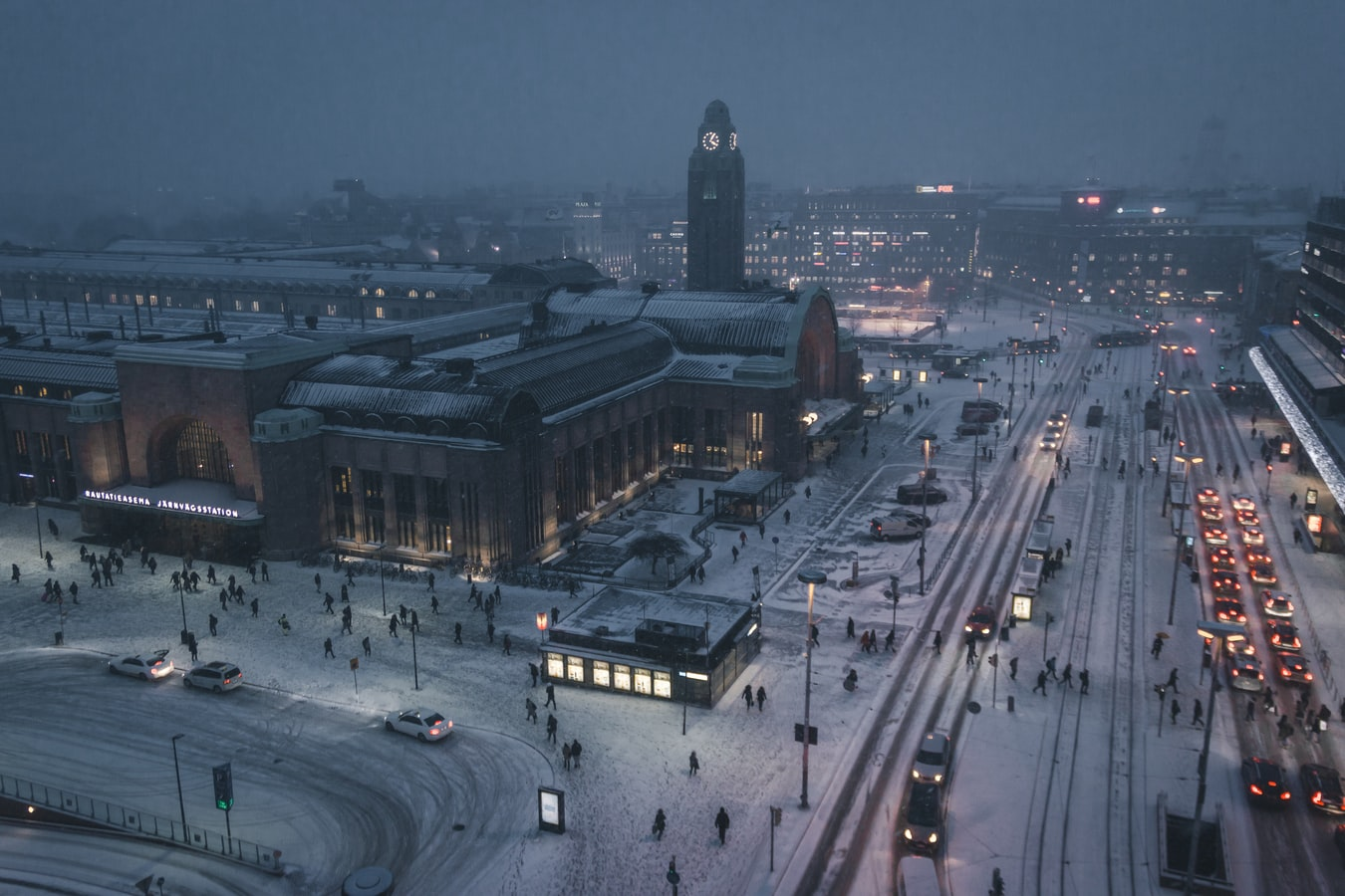 Helsinki aims to use personal data on behalf of the citizens - on citizens' terms