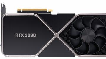 NVIDIA GeForce RTX 3090 Mining Hashrate