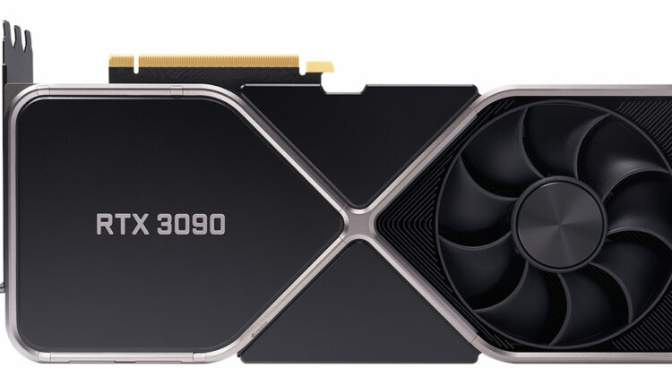 NVIDIA GeForce RTX 3090 Mining Hashrate