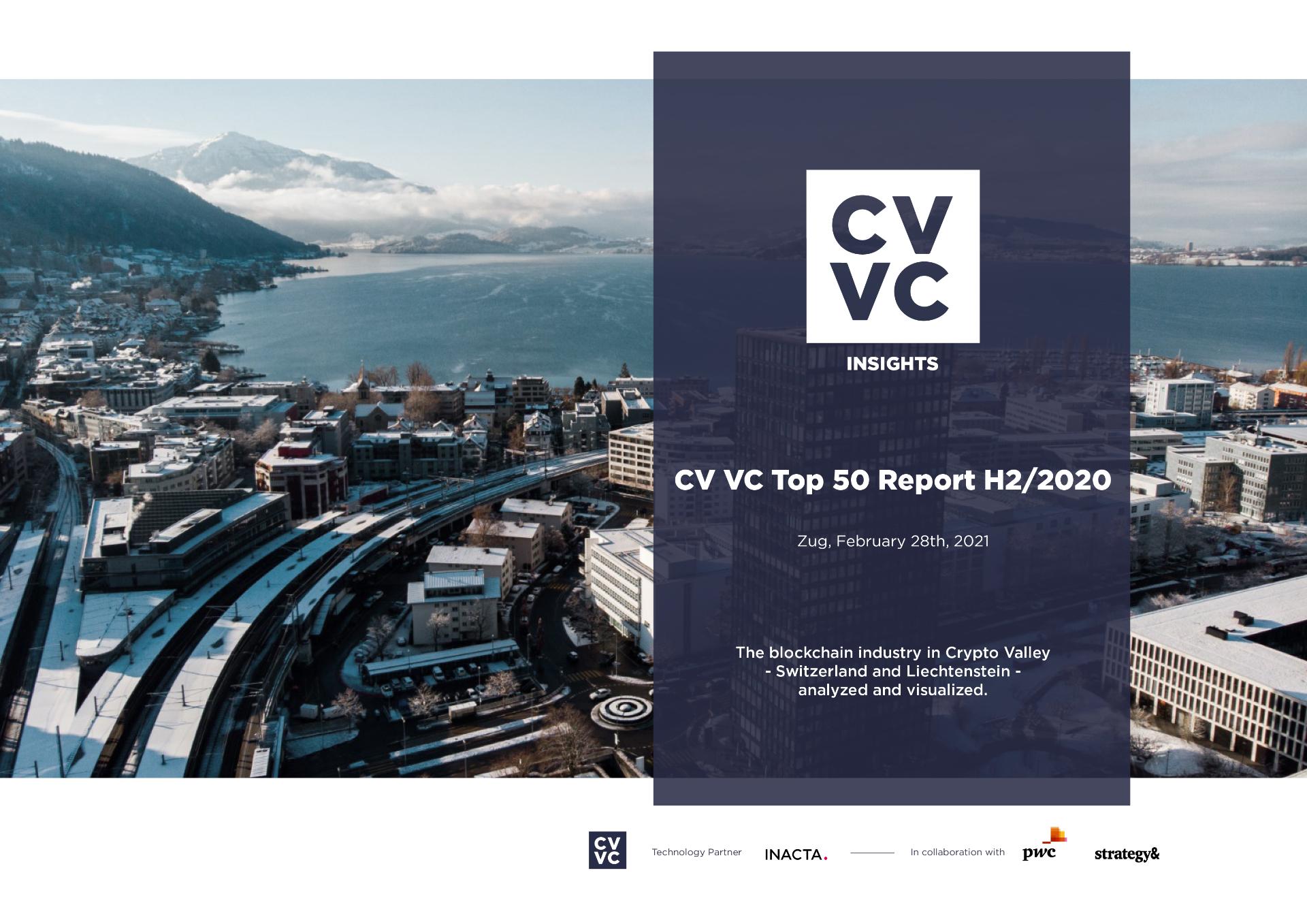 Mehr Unternehmen und mehr Mitarbeitende im Crypto Valley