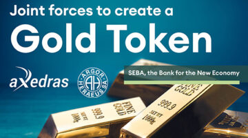 SEBA Bank Company Update: Joint forces to create a Gold Token