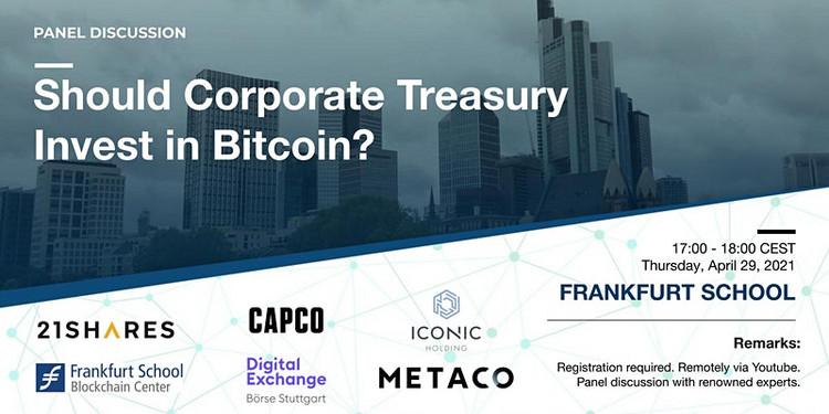 Bitcoin für Unternehmen
