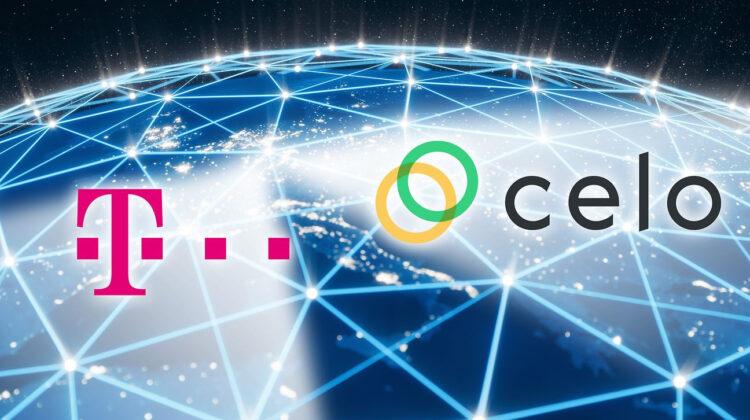 Die Deutsche Telekom hat sich an dem offenen Blockchain-Projekt Celo beteiligt.