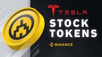 Die Bitcoin-Börse Binance weitet ihr Angebot auf Aktienhandel aus