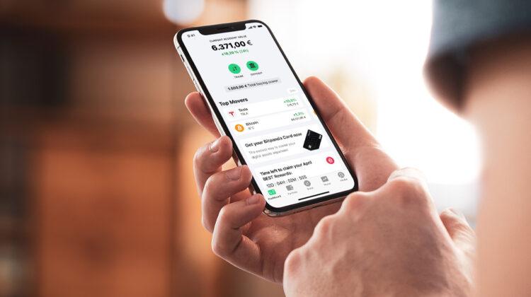 Bitpanda: Ab 1 Franken in Nike, Starbucks, Netflix und Co. investieren