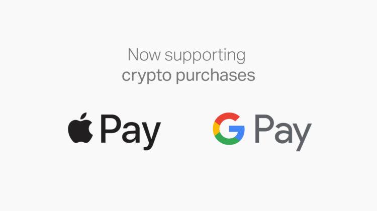 Gemini: Bitcoin-Börse verkauft Bitcoin und Co. via Google Pay und Apple Pay
