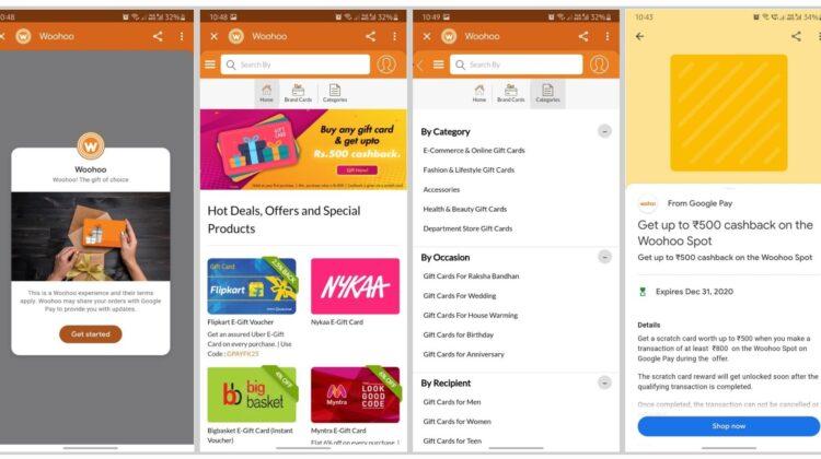 Google-Pay-Update bringt Coupons und Tickets